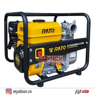 موتور پمپ راتو 2 اینچ مدل RATO RT50ZB28-3.6Q