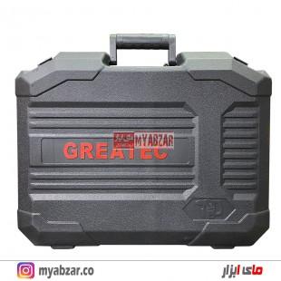 چکش تخریب 7 کیلویی 3 کاره گریتک مدل GTRH24001