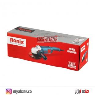 فرز آهنگری رونیکس مدل 3231 Ronix