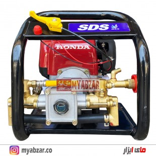سمپاش پرتابل هوندا مدل HONDA GX35