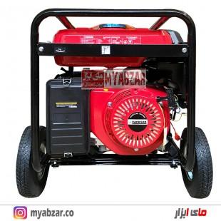 موتور برق واکسون 6/5 کیلووات مدل VC16800E2