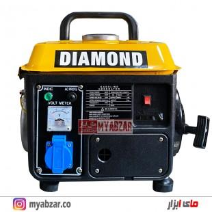 موتور برق 800 وات دیاموند DIAMOND