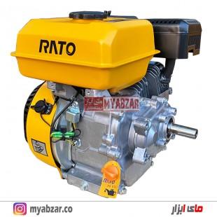 موتور تک گیربکس دار 7 اسب راتو RATO R210