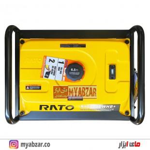موتوربرق راتو 8/5 کیلووات مدل +RATO R15500DWHB