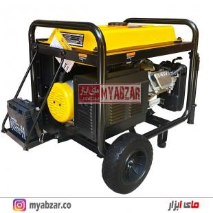 موتوربرق راتو 7/5 کیلووات مدل R10500DWHB+ATS (اتوماتیک استارت)