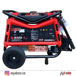 موتوربرق راتو 7 کیلووات مدل +RATO R9900DWHB-V