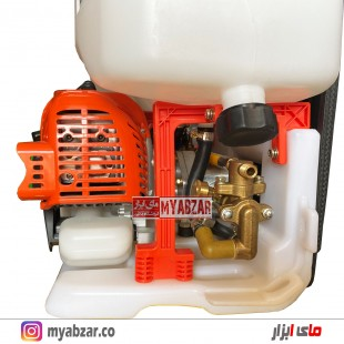 سمپاش موتوری پشتی اکو ژاپن ECHO SHP-2110
