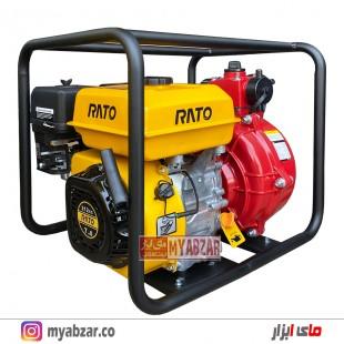 موتور پمپ ارتفاع بالا راتو 2 اینچ 80 متری مدل RT50YB80-3.8Q