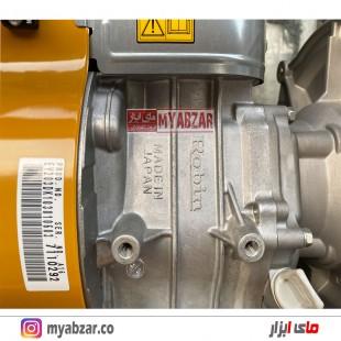 موتور پمپ نفت و بنزین 3 اینچ روبین ژاپن مدل SCR-80RK