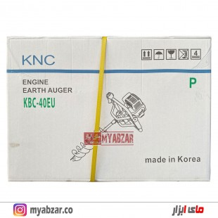 دستگاه چاله زن کا ان سی کره KNC