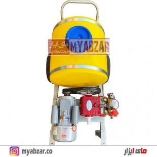 سمپاش فرغونی 100 لیتری برقی-الکتروموتور 3 اسب 3000 دور تکفاز