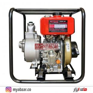 موتور پمپ دیزلی 2 اینچ کاما KAMA KDP20