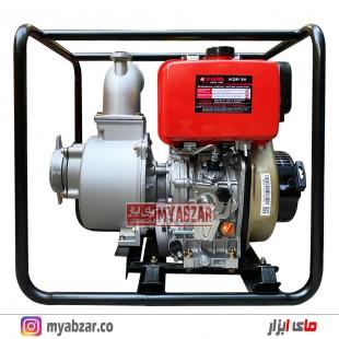 موتور پمپ دیزلی 3 اینچ کاما KDP30 KAMA