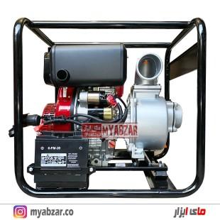 موتور پمپ دیزلی 4 اینچ کاما KAMA KDP40