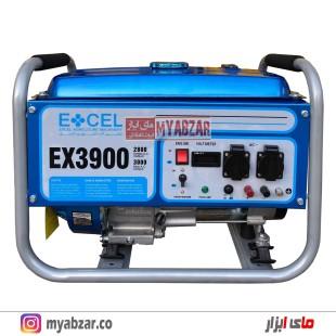 موتوربرق اکسل مدل EX3900