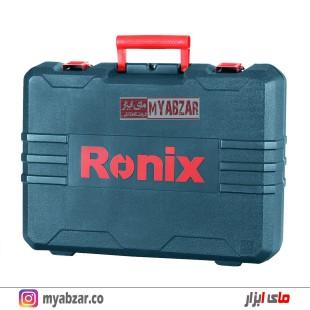 چکش تخریب رونیکس 7 کیلویی Ronix 2740