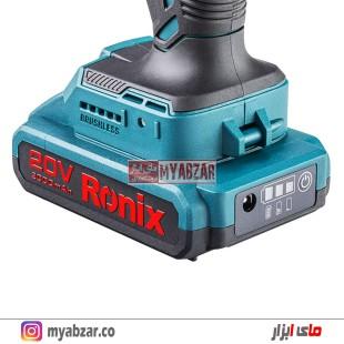 دریل چکشی رونیکس مدل 8900K