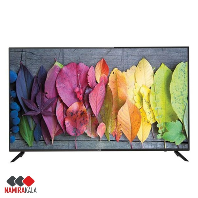 تلویزیون ال ای دی هوشمند سام الکترونیک مدل UA55TU6500 سایز 55 اینچ