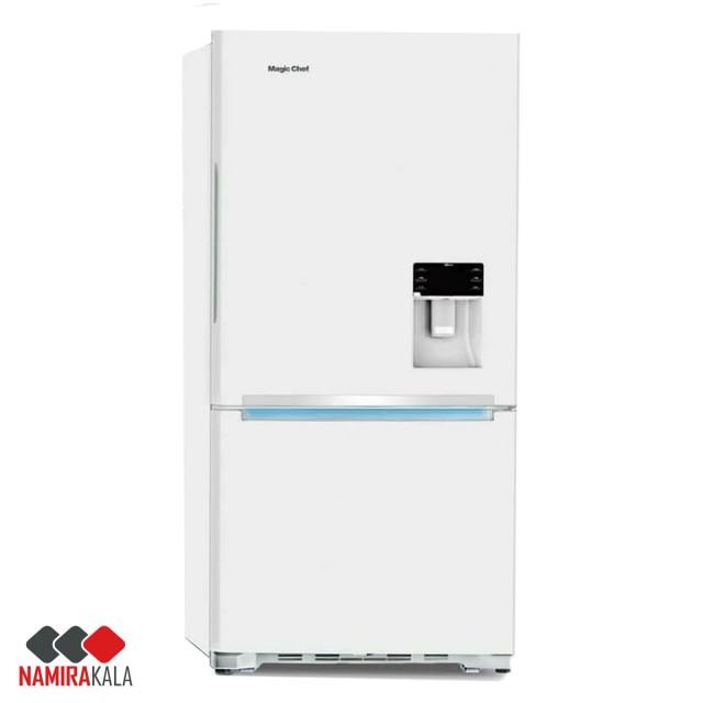 یخچال پایین فریزر مجیک شف مدل MCCRY-80180