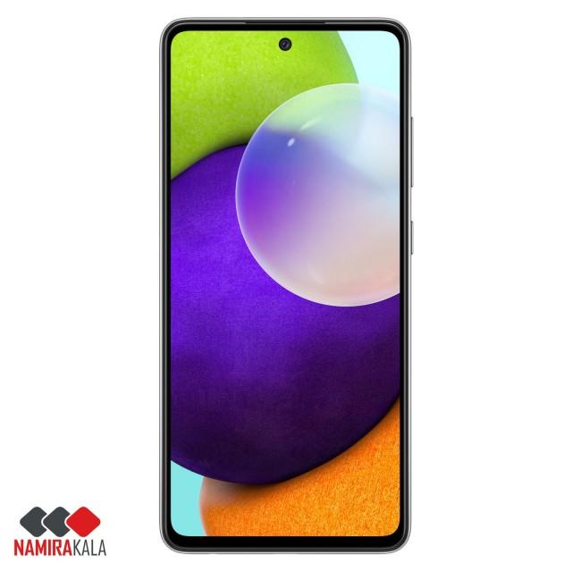 گوشی موبایل سامسونگ مدل A52 SM-A525F/DS دو سیمکارت ظرفیت 256 گیگابایت