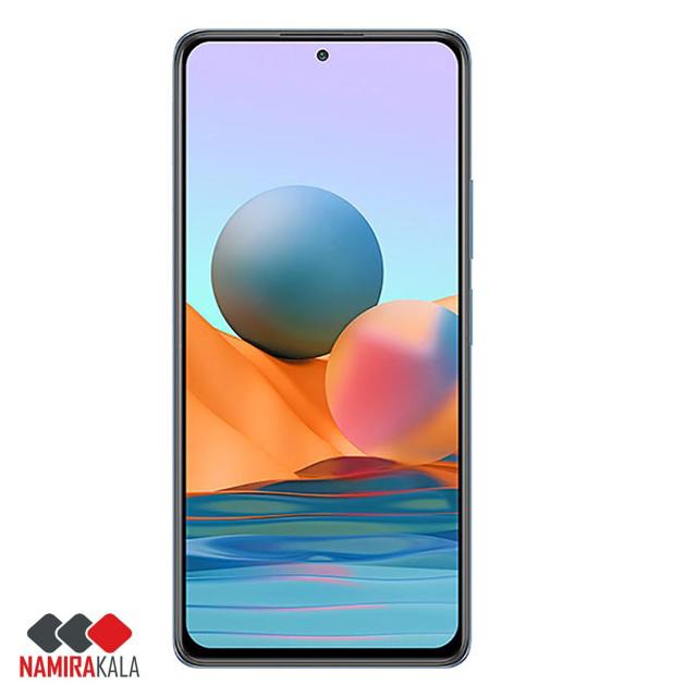 گوشی موبایل شیائومی مدل Redmi Note 10 pro M2101K6G دو سیم کارت ظرفیت 128 گیگابایت و رم 6 گیگابایت برای کارکنان شهرداری