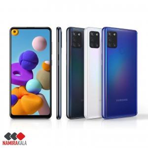 گوشی موبایل سامسونگ مدل Galaxy A21S SM-A217F/DS  دو سیم کارت حافظه 64