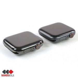 ساعت هوشمند اپل واچ سری 4 مدل  Aluminum Case With Sport Band
