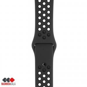 ساعت هوشمند اپل واچ سری 3 مدل Nike Plus Space Gray Aluminum Case with Anthracite/Black Nike Sport Band