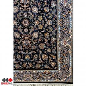فرش کاشان طرح افشان درباری 700 شانه