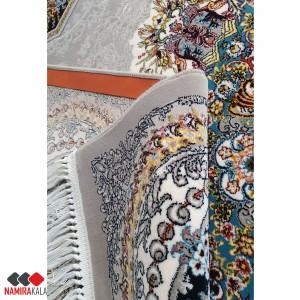 فرش کاشان طرح هالیدی 700 شانه