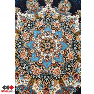 فرش کاشان طرح نیلا 700 شانه