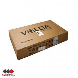 اجاق گاز صفحه ای 4 شعله شیشه ای ولگا مدل 470 VG