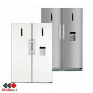 یخچال فریزر دوقلو مجیک شف مدل MCRDI-485 W/S/WL