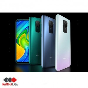 گوشی موبایل شیائومی مدل Redmi Note 9 M2003J15SG دو سیم کارت ظرفیت 64 گیگابایت و رم 3 گیگابایت