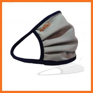 ماسک 2 رو ضد باکتری و ویروس مای شیلد با رنگ مشکی