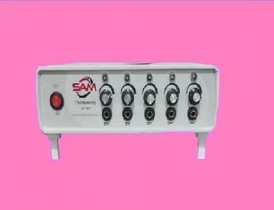دستگاه ترمودرمی لاغری 5 تشکه سام