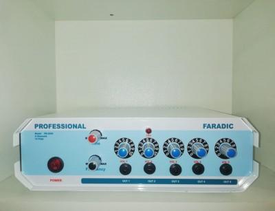 دستگاه فارادیک پنج کانال برند پرفشنال