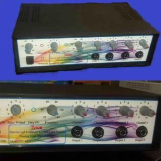 دستگاه فیزیوتراپی تایسون 4 کانال