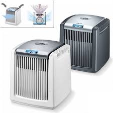 دستگاه تصفیه هوا و مرطوب کننده برند بیورر (beurer) مدل LW110
