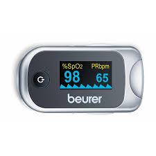 دستگاه پالس اکسیمتر برند بیورر مدل BEURER PO40