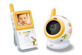 مانیتورینگ تصویری کودک برند بیورر (beurer) مدل JBY100