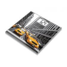 ترازوی دیجیتال برند بیورر (beurer) مدل نیویورک GS203