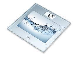 ترازو شیشه ای بیورر مدل GS 360 3D beurer