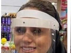شیلد پزشکی محافظ صورت تلقی