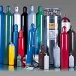کپسول 10 لیتری اکسیژن همراه مانومتر