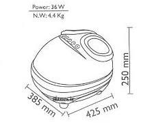 ماساژور پا مدل iRest SL C39S