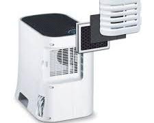 دستگاه مرطوب کننده و تصفیه هوا برند بیورر LR330