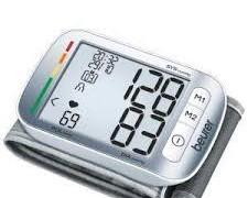 دستگاه فشار سنج مچی دیجیتال برند بیورر مدل BC50 BEURER