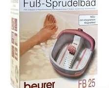 خرید ماساژور پا برند بیورر (beurer) مدل FB25