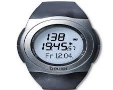 ساعت و نمایشگر ضربان قلب برند بیورر مدل PM 25 beurer